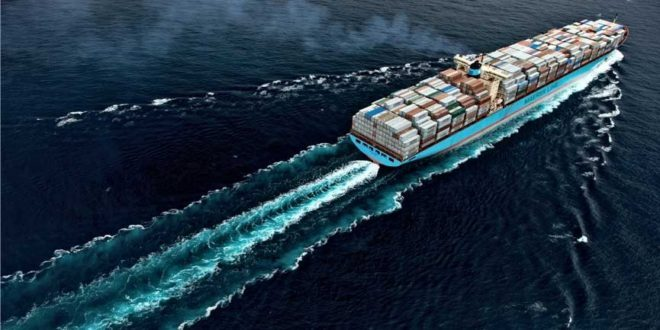 Maersk and DB Schenker join forces to fight ocean pollution