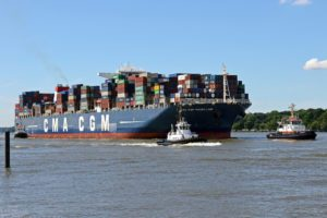 CMA CGM announces GRR from Asia to Africa