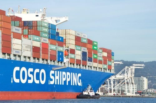 COSCO adds War Risk Surcharge - Container News