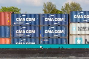 CMA CGM applies LSS on RoRo Med Lines