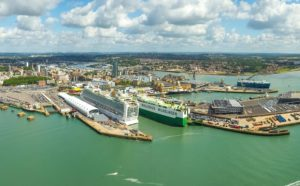 Port of Southampton investing in quayside to continue welcoming largest ships