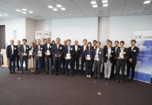 K Line holds Environmental Awards 2019 ceremony