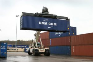 CMA CGM announces GRR from India