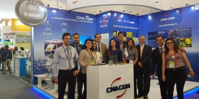 CMA CGM will be part again of ExpoAlimentaria - Container News