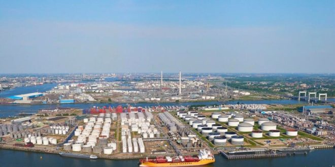 Maersk to produce green fuel in Rotterdam - Container News