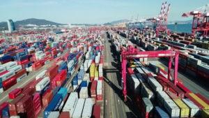 HMM changes terminals in Gwangyang port