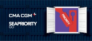 CMA CGM launches new goods priority solution