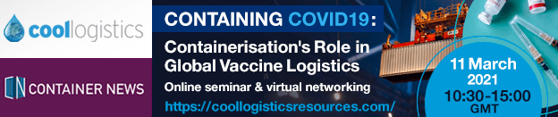 CONTAINING COVID19: Containerisation's Role in Global Vaccine Logistics